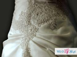 Suknia Mariees de Paris - rozmiar 36-38