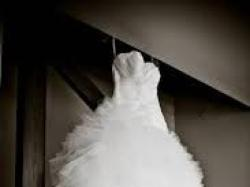 Suknia model Herms Acropolis z toczkiem