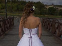 Suknia Ms Moda Constanza 2015 r.38 princessa