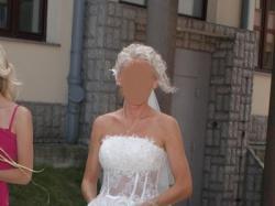 Suknia MS MODA model LIZ podobna do tiffany Emmi Mariage