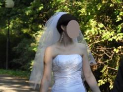 Suknia Mystic Navita, kolor biały, rozmiar 36