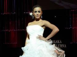 suknia nowa wyprzedażowa z salonu ANGEL ecru
