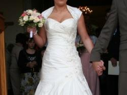 Suknia od Maggie Sottero model 2009-Jovi,oryginał
