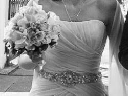 Suknia od znanej projektantki Victoria Jane - rozmiar 36/38