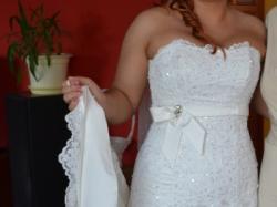 Suknia orea sposa l559, Lisa Ferrera