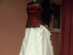 Suknia - pierwszy właściciel