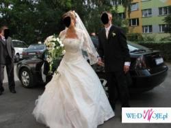 Suknia Romance- śliczna, gorąco polecam:-)
