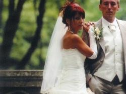 Suknia roz.36 + welon,rekawiczki,róża do włosów