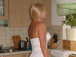 Suknia Sincerity 3159 + welon + bolerko z futerkiem ! TYLKO 1800 zł!!