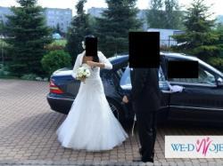 Suknia Sincerity 3662 Anna Koronkowa 36/38