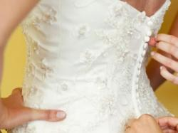 Suknia Sincerity 3682 ivory; rozm. 10 US. kolekcja 2013 + welon gratis
