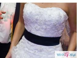 Suknia Sincerity 3682 rozm. 40-42