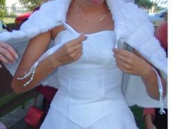 suknia ślbuna 36