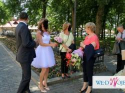 Suknia ślub cywilny