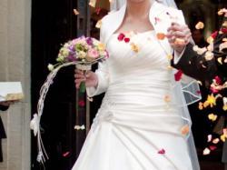 Suknia śluba Berlin La Sposa - wyjątkowa, elegancka, rozm.40-42