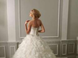 Suknia śluba Mori Lee model 1666.