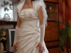 suknia śłubna
