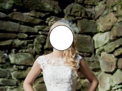 Suknia ślubna 1100 zł