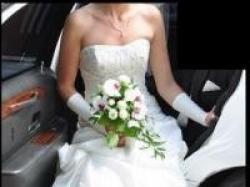 suknia ślubna 183 cm długości