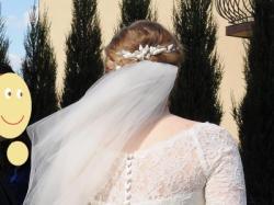 suknia ślubna 2 w 1 !!!