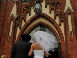 suknia ślubna 2009