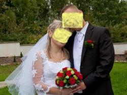 suknia ślubna 2010