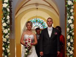 Suknia ślubna 2011