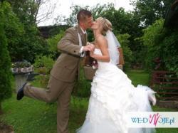 Suknia ślubna 2012