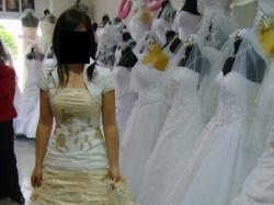 Suknia Ślubna 34/36-okazja GORLICE