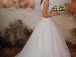 suknia ślubna 36-38