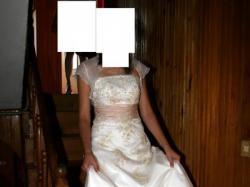 suknia ślubna: 36-38