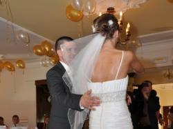 suknia ślubna 36-38,gratis bolerko!!