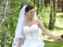 Suknia ślubna 36/38 IMPRESSJA