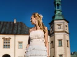 Suknia ślubna 36/38 PARYŻANKA 2013