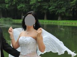 Suknia ślubna 36/40 + dodatki!!