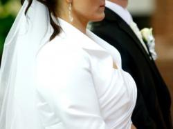 suknia ślubna 38+
