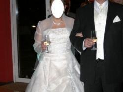 Suknia ślubna 38/40 + dodatki GRATIS !!!