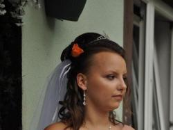 Suknia ślubna 38/40 Polecam :)
