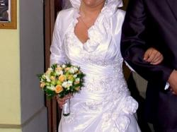 Suknia ślubna 38 Bielsko-Biała ...:::KAREEN:::...