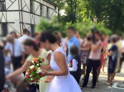 Suknia ślubna 38 jak Mercedes Nabla