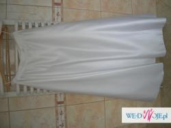 suknia ślubna 38dla kobiet w ciąży