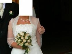 Suknia ślubna 40/42 Isabel de mestre