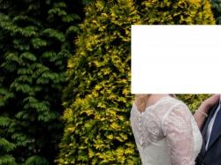 Suknia ślubna 40 firmy GALA - niepowtarzalna