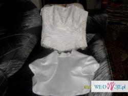 suknia ślubna 400 zł!