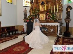 suknia ślubna 400pln