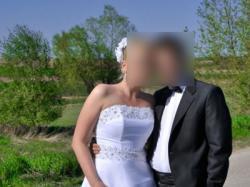 suknia ślubna 42/44