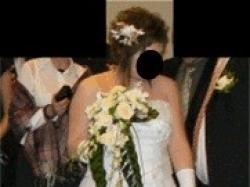 Suknia ślubna 46/48 + dodatki gratis