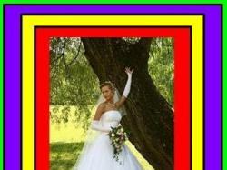 Suknia ślubna 5 warstw tiulu. Super niska cena. Zobacz więcej zdjęć.