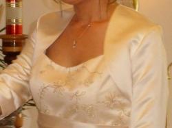 Suknia ślubna - 500 zł