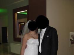 suknia ślubna 600zł!